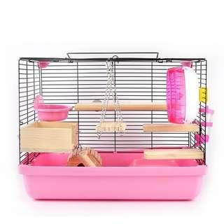 🚚 Hamster Cage | Guinea Pig Cage