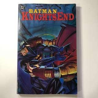 DC Comics BATMAN: KNIGHTS END