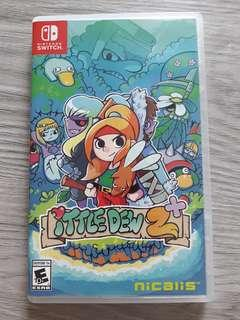 Ittle dew 2+ for switch