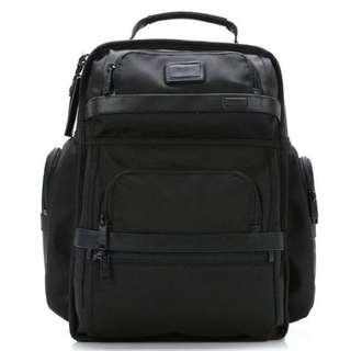 Tumi Alpha 2 T-Pass Business Class Brief Backpack Bag 26578D2