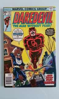 Daredevil  (Jan/1977) #141 Bullseye