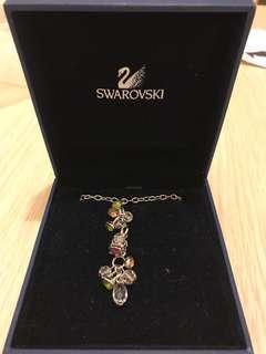 Swarovski necklace 頸鏈 90% new