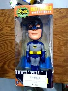 Batman bobble head figure
