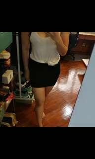 Forever 21 Bodycon Skirt (Black)