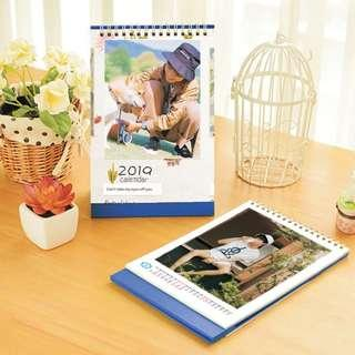 TF Boys 2019 Kpop PHOTO Desktop Calendar (Big)