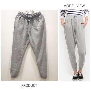 ♥️Factorie Tempe Track Pants Grey Marle