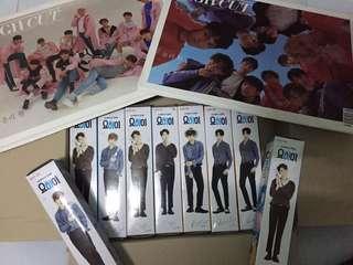 Wanna One Yohi Highcut Magazine & posters