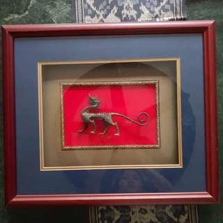 🚚 Qing Dynasty Relic - Great Gate (Framed)