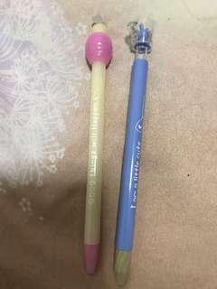 可愛原子筆