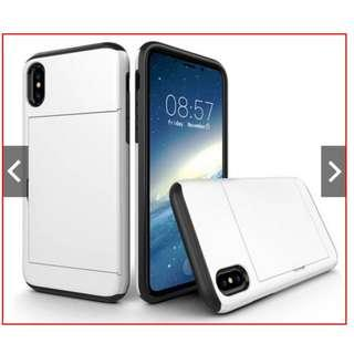 *Brand New* iPhone X Card Holder / Slot Cover