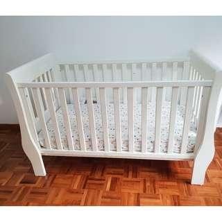 Cotbed from Little White Company (UK)