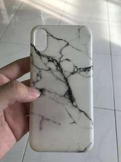 IPhone X/XS Marble Case
