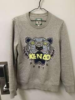 Kenzo - Men Grey Sweatshirt