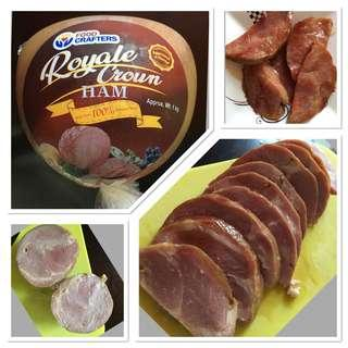 ROYAL CROWN HAM