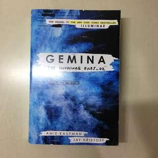 Gemina (Illuminae Files #2) - Amie Kaufman