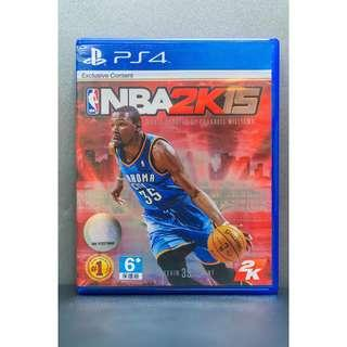 🚚 ps4 遊戲片 NBA2K