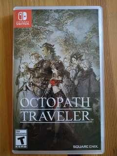 Switch Octopath Traveler
