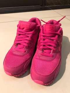 🚚 Air Max 90 Hyper Pink