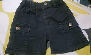 Skip Land Boy Shorts 2-3y