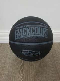 TOBY'S BACKCOURT BASKETBALL