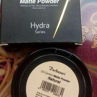 Purbasari matte powder