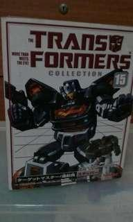 Transformers stepper empty box