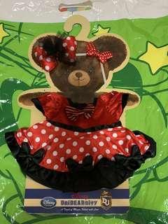 Disney Unibearsity 迪士尼公仔衫 Minnie 米妮
