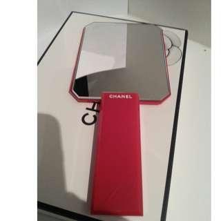 Chanel VIP Gift Red Mirror Rare