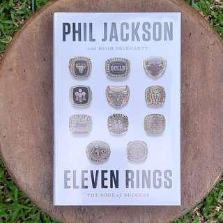 Eleven Rings: The Soul of Success - Phil Jackson