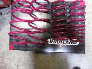 Vogtland Lowering Spring got VW polo/vento
