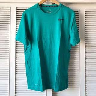 Nike Men's Green Shirt