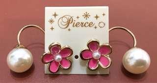 NEW Pierce Ear Rings / 新品 Pierce 耳環