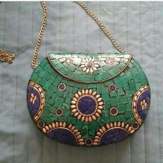 Delhi Mosaic Sling Bag