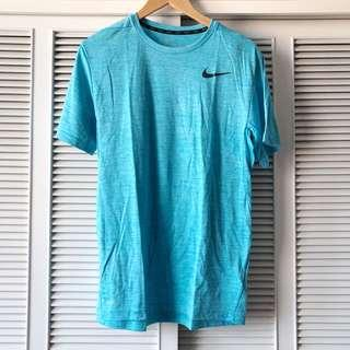Nike Men's Sky Blue Shirt