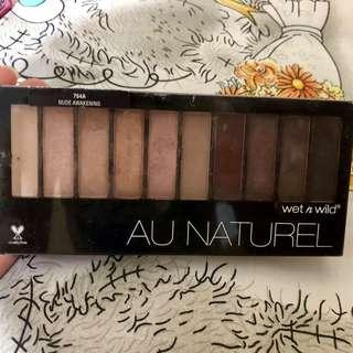 Wet n Wild - Au Naturel Nude Awakening Pallete