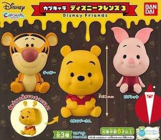 Disney Pooh Chaphara figurine