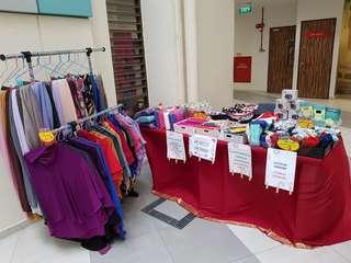BAZAAR AL MUTTAQIN MOSQUE TILL 10.30PM