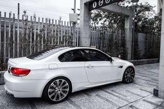 BMW E92 M3 原廠19吋輪框