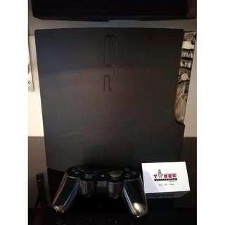 PS3 SLIM - JAILBREAK (USED)