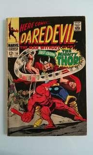 Daredevil  (vol.1) #30: THOR appearance