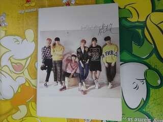 〈韓國人氣爆標的美少男偶像組合團隊〉『Boys'Record』 CD