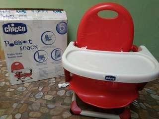 Kursi Makan/lipat bayi