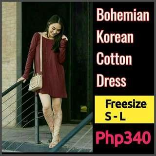 SALE!! 4 colors! Freesize: Stretch, loose style, fits S - L (Please read description below)