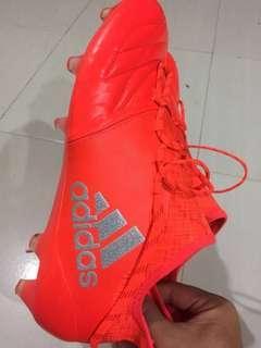 Price drop! 1st grade Adidas X Leather