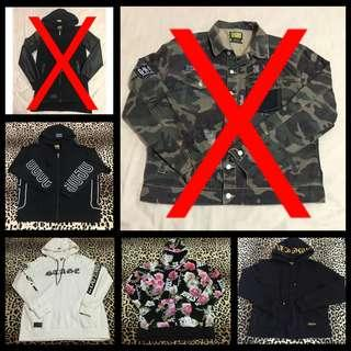 STAGE $50 Jackets & Parka