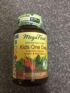 Mega Food Kids One Daily Multivitamin