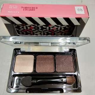 Mizzu gradical eyeshadow 03 natural mocha