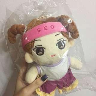 [CLEARING] SNSD SEOHYUN DOLL