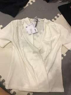 Zara blouse / zara top