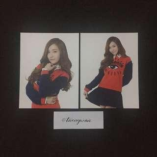 [SET] Jessica Lucky Box Postcard